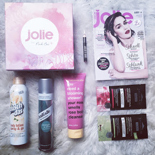 Unboxing Pink Box Juli2016
