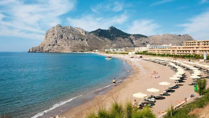 Rodi-spiagge-più-belle-spiaggia-di-Kolymbia