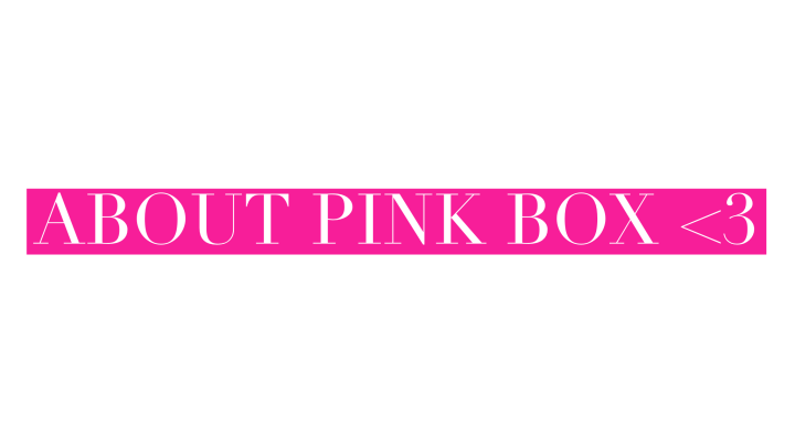 Unboxing PinkBox September – pretty in pink by Curvy Supermodel💗